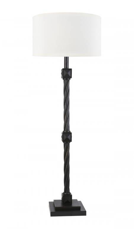 Classical Customized Gaylord Bronze Metal Floor Lamp